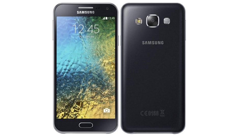 MIUI 9 on Galaxy E5