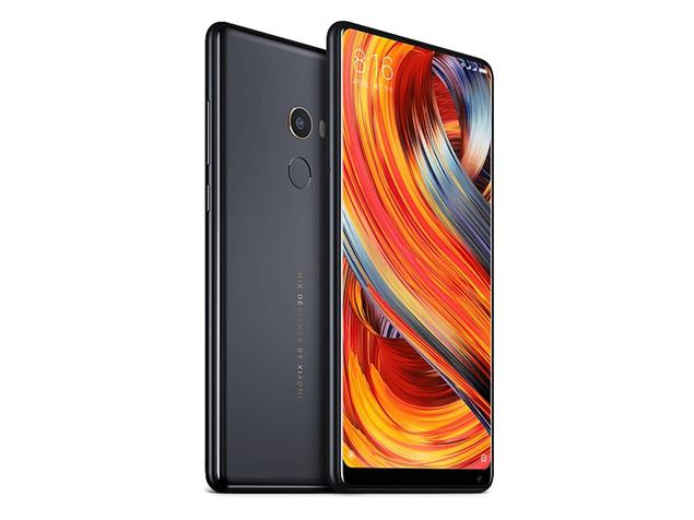 Resurrection Remix Oreo on Xiaomi Mi Mix 2