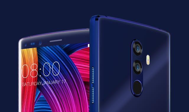 Doogee Mix 2 Official Android Oreo 8.0/8.1 Update