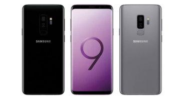 Galaxy S9 G960FXXU1ARC5 March Security Patch OTA Update