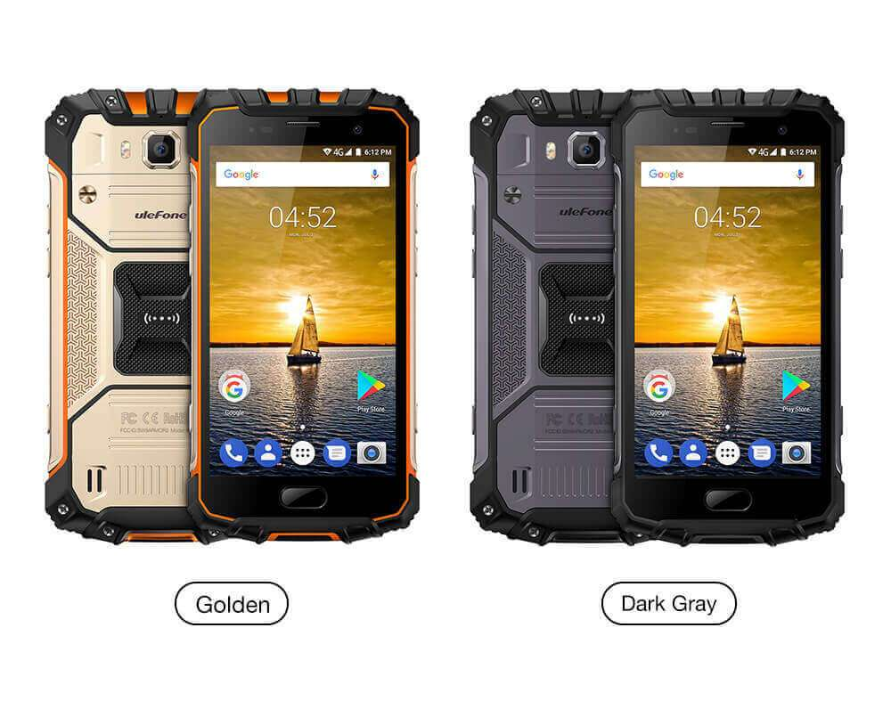 Ulefone Armor 2 Official Android Oreo 8.0/8.1 Update
