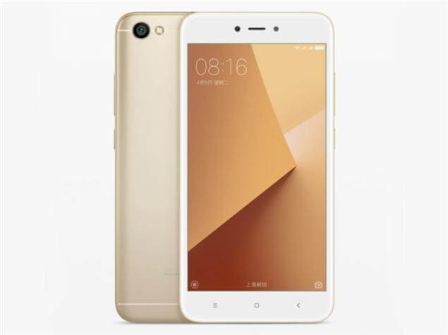 Install Android 7.1.2 Nougat On Redmi Note 5A via AOSPExtended