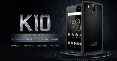 OUKITEL K10 Official Android Oreo 8.0/8.1 Update