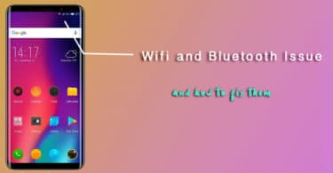 Fix Bluetooth and Wi-Fi Connectivity Problem On Elephone Smartphones