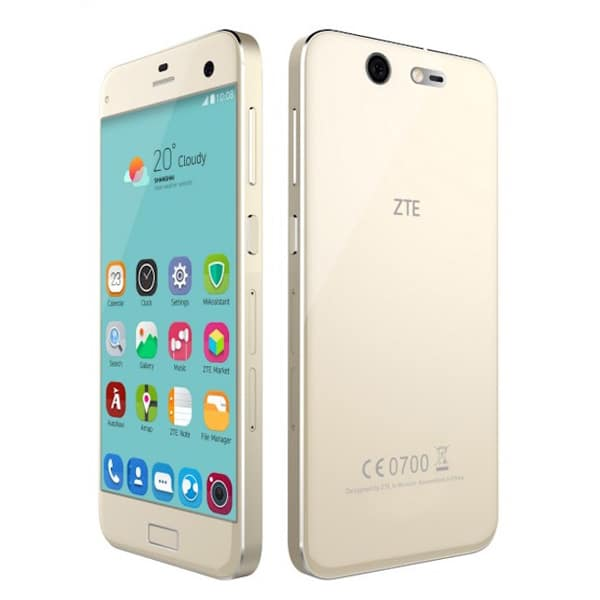 easily root ZTE Blade S6 with magisk