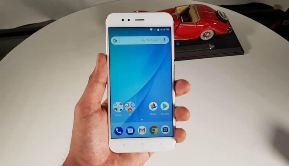 DotOS Oreo on Xiaomi Mi A1