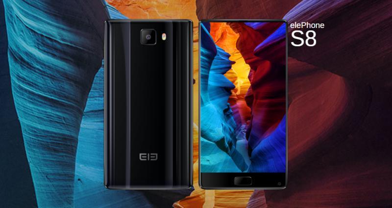 Elephone S8 Official Android Oreo 8.0/8.1 Update