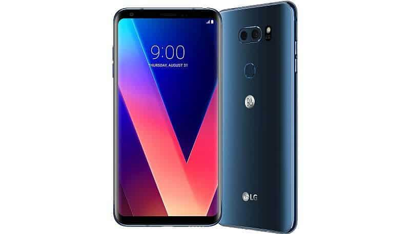 Lineage OS 15.1/Android 8.1 Oreo For LG V30