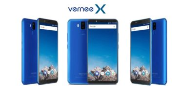 Vernee X Official Android Oreo 8.0/8.1 Update