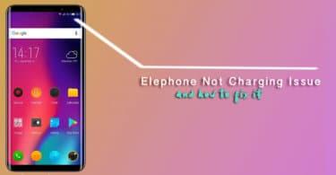 Fix Elephone Smartphones Not Charging Problem
