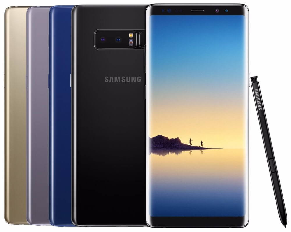 Lineage OS 15.1/Android 8.1 Oreo For Galaxy Note 8