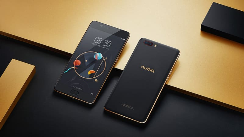 Lineage OS 15.1/Android 8.1 Oreo For ZTE Nubia M2