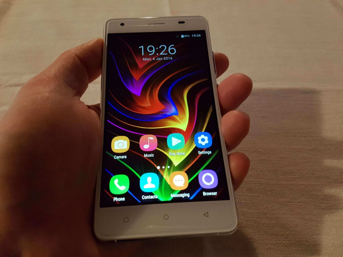 root Oukitel C5 Pro and Install TWRP Recovery