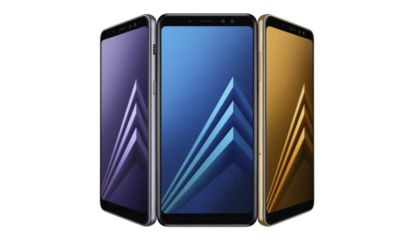 Download Galaxy A8 2018 A530FXXU2ARD1 April 2018 Security Patch OTA Update