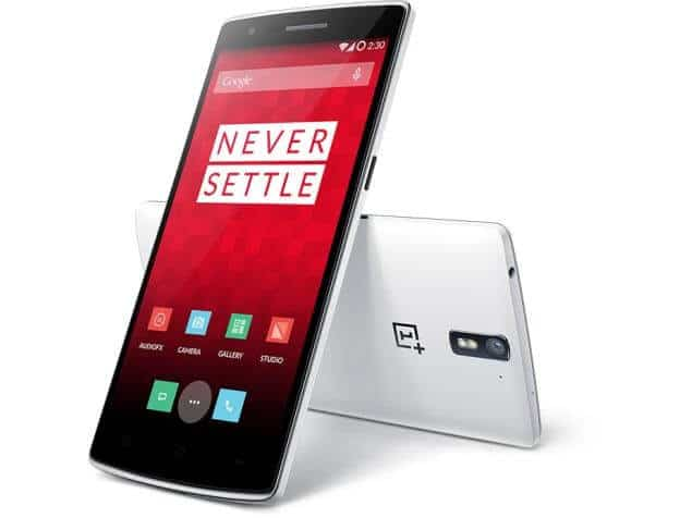 Install Android 8.1 Oreo On OnePlus One with CarbonROM (cr-6.1)