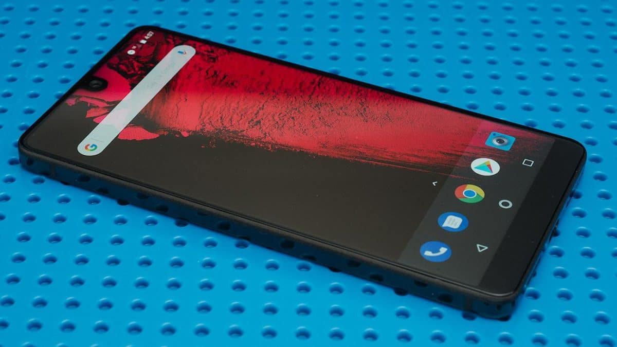Install Android 8.1 Oreo On Essential Phone PH-1 with CarbonROM (cr-6.1)