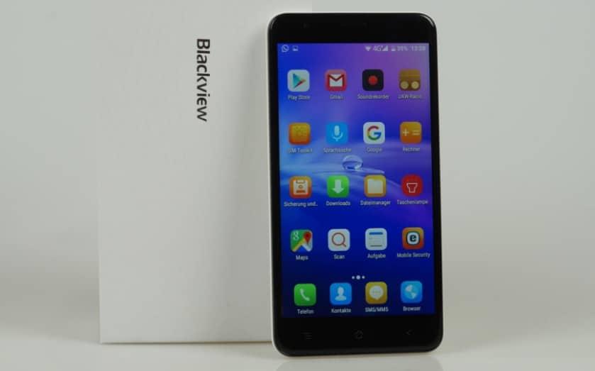 Install Android 7.1.2 Nougat on Blackview E7 via AOSPExtended