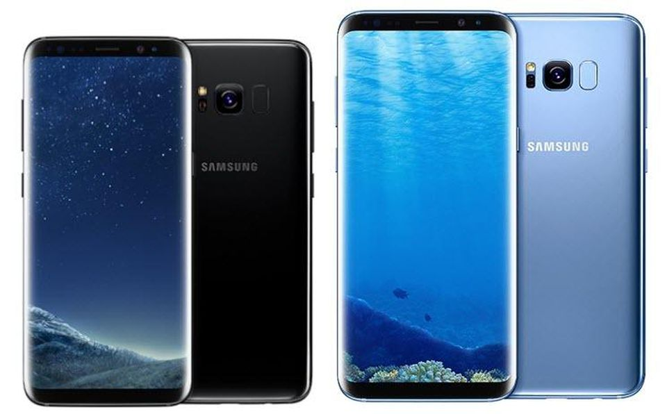Download China Galaxy S8 G9500ZCU2CRD4 Android 8.0 Oreo OTA Update