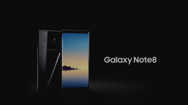 Download UK Galaxy Note 8 N950FXXU3CRB Android 8.0 Oreo OTA Update