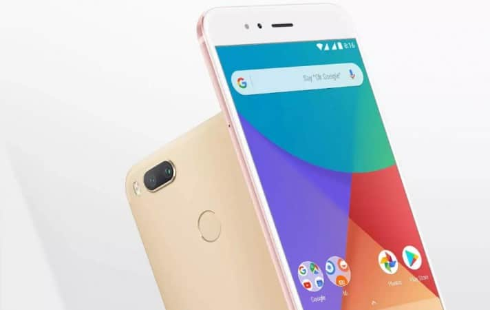 NitrogenOS Android 8.1 Oreo On Xiaomi Mi A1