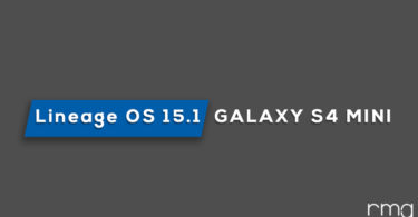 Download and Install Lineage OS 15.1 On Galaxy S4 (Android 8.1 Oreo)