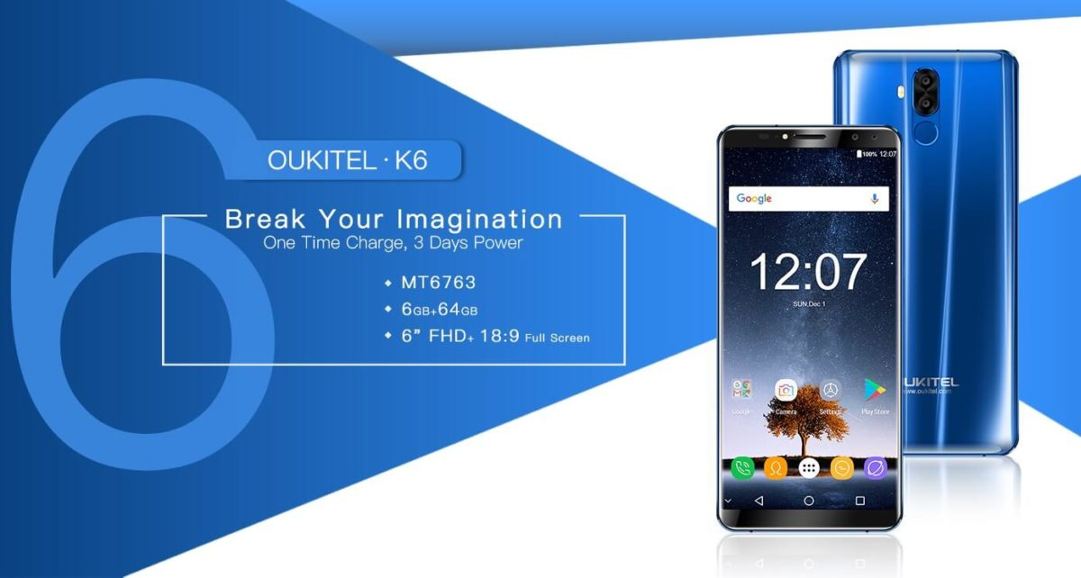 Common OUKITEL K6 Problems and Thier Fixes