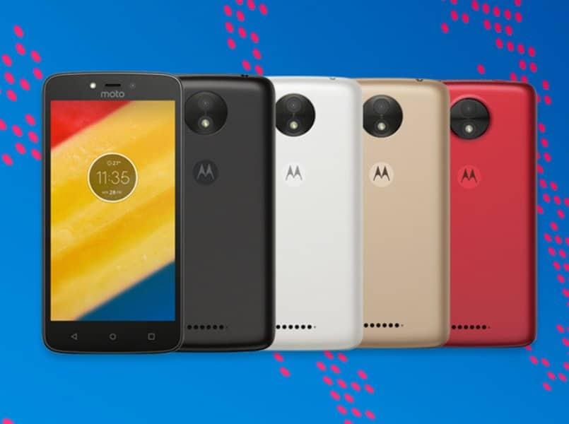 Install Lineage OS 14.1 on Motorola Moto C Plus (Android 7.1.2 Nougat)