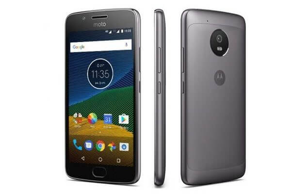 Install crDroid OS on Motorola Moto G5S (Android 7.1.2 Nougat)