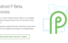 Download/Install Android P Developer Preview 2 (DP2) | PPP2.180412.013