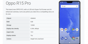 Download and Install Android P (9.0) beta On Oppo R15 Pro