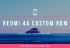 Download and Install Mokee OS Android 8.1 Oreo On Xiaomi Redmi 4A