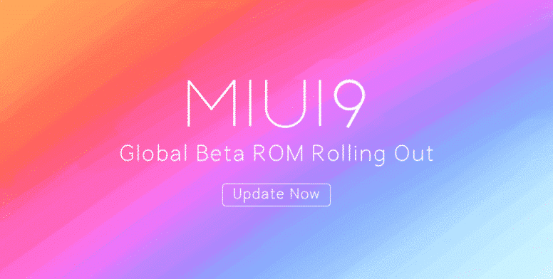 MIUI 9 Global Beta ROM 8.5.17 for Xiaomi Devices