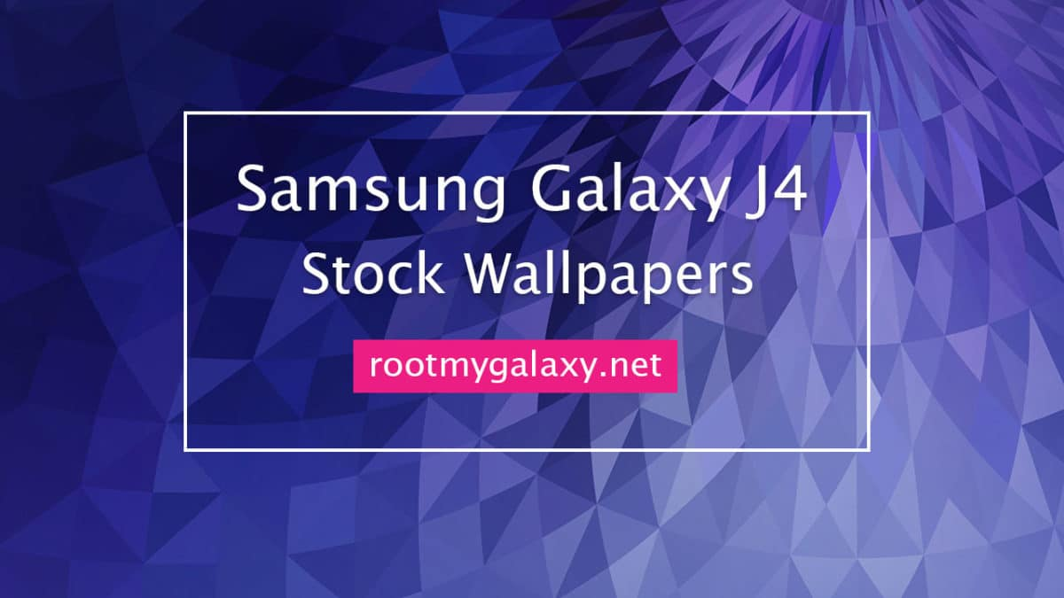 Download Samsung Galaxy J4 Stock Wallpapers In Hd Resolution
