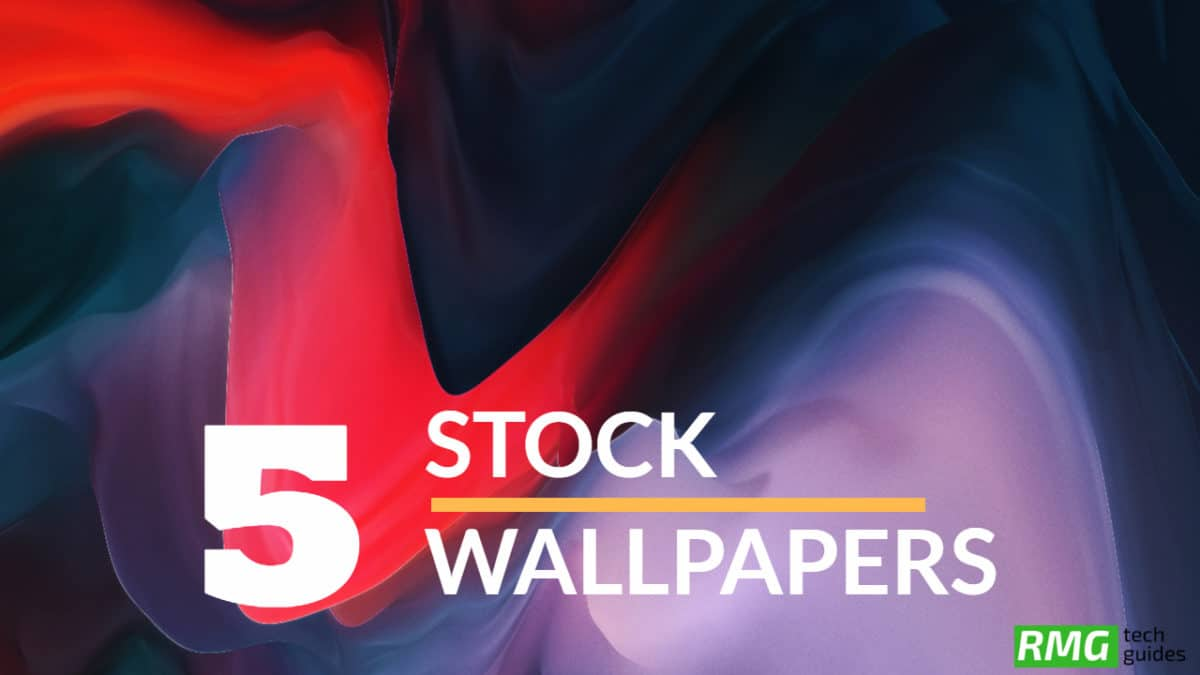 Download OnePlus 6 Stock Wallpapers (2K, 4K, and Never Settle)