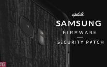 Download Galaxy A6 2018 A600GDXU1ARE21 May 2018 Security Update
