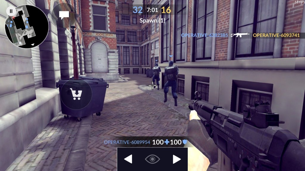 Play Critical Ops on Windows / MAC with Android Emulator