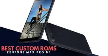 Update ZenFone Max Pro M1 to Android 8.1 Oreo Via AOSP Extended