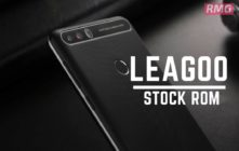 Download and Install Stock ROM On Leagoo S9 [Offficial Firmware]