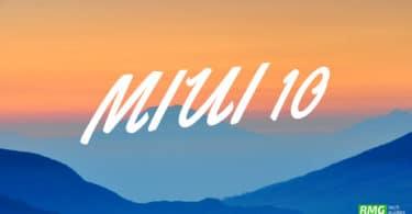 Download / Install MIUI 10 Beta Update For Redmi 6 and Redmi 6A (v8.6.21)