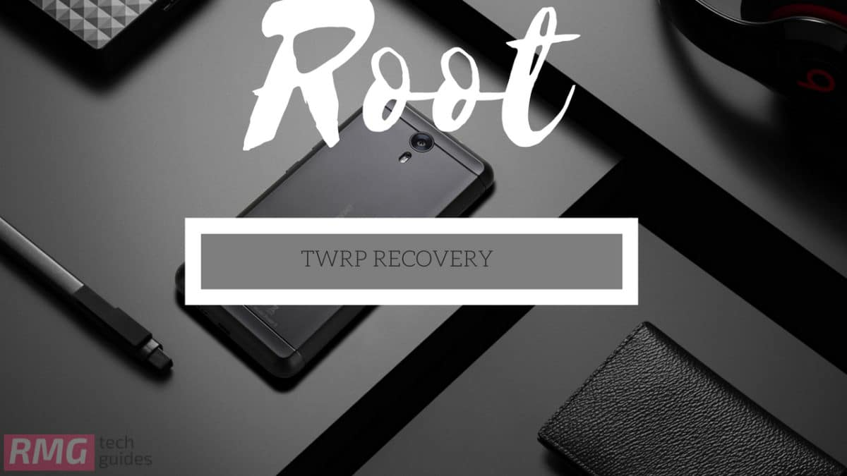 Install TWRP Recovery and Root Neffos X1