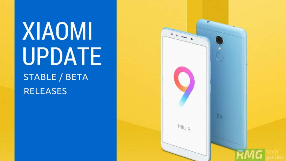 Download and Install Mi Mix 2 MIUI 9.6.1.0 Global Stable ROM