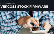 Download and Install Stock ROM On Evercoss U50C [Official Firmware]