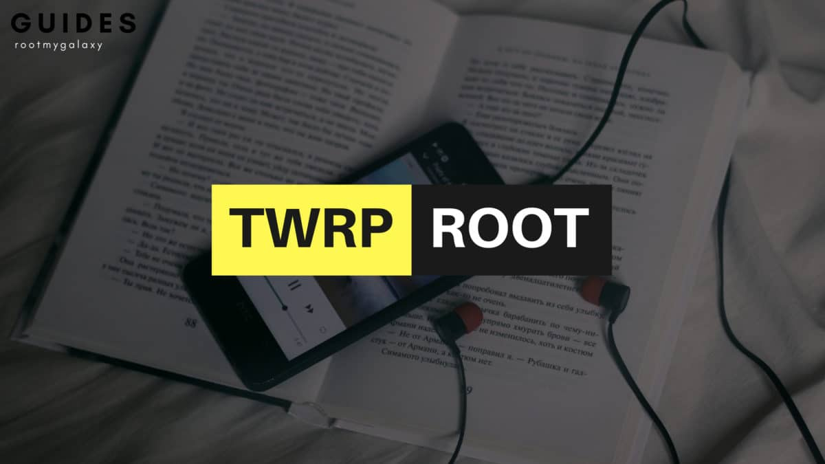Root Vertex Impress Cube and Install TWRP Recovery
