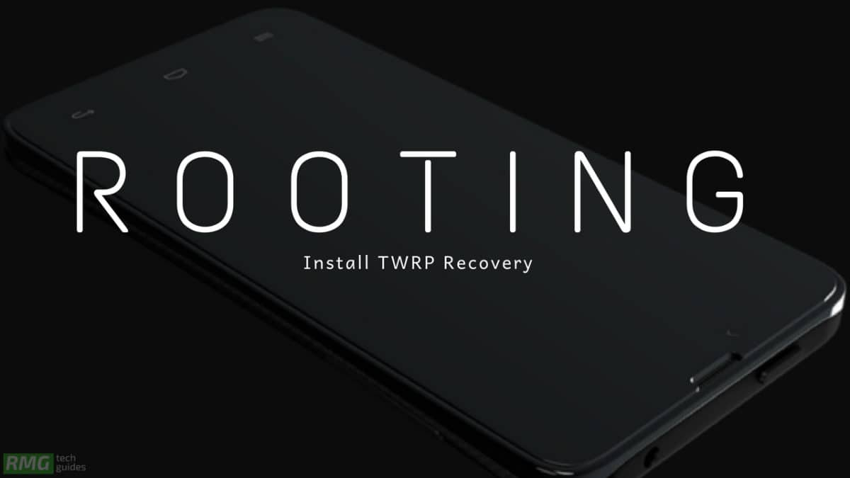 Root Reach Allure Speed and Install TWRP Recovery