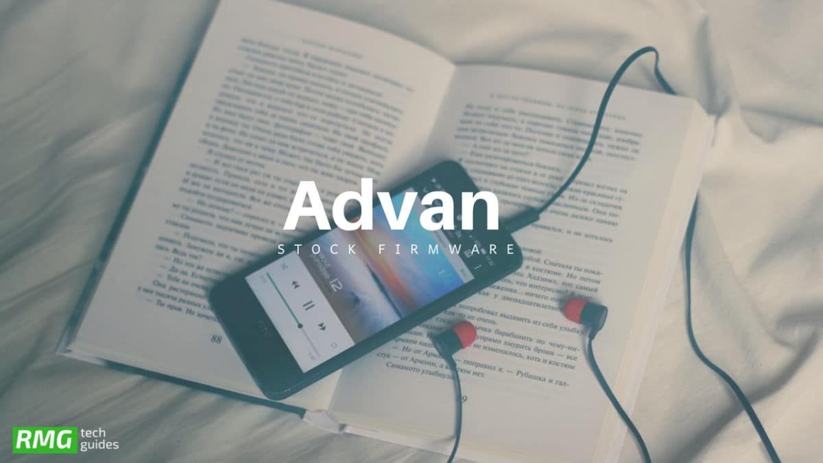 Download and Install Stock ROM On Advan S50K [Official Firmware]