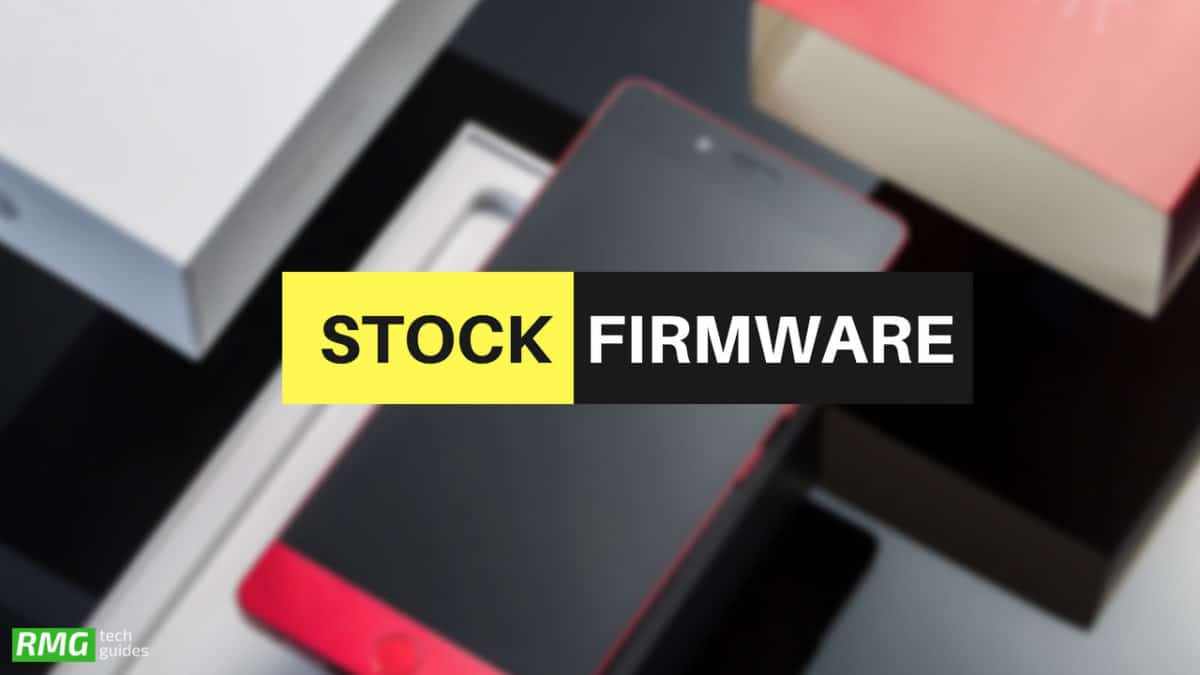 Download and Install Stock ROM On Reach Allure Speed [Official Firmware]