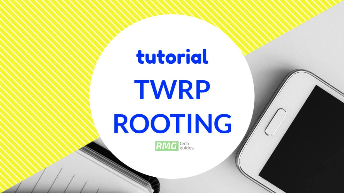 Root Geotel Note and Install TWRP Recovery