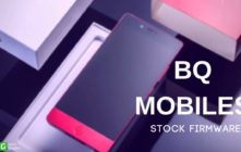 Download and Install Stock ROM On BQ Aquaris X Pro [Official Firmware]