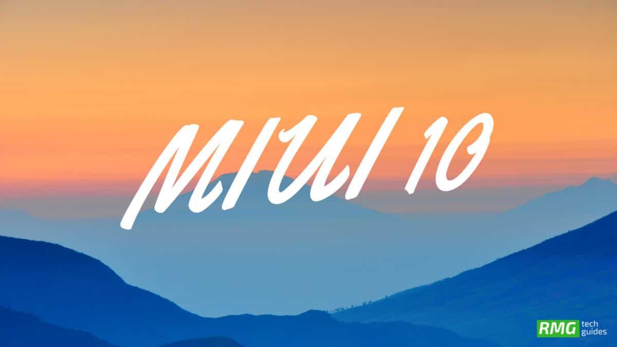 Download / InstallMIUI 10 Global Beta 8.7.26 ROM OnXiaomi Mi 6X (v8.7.26)