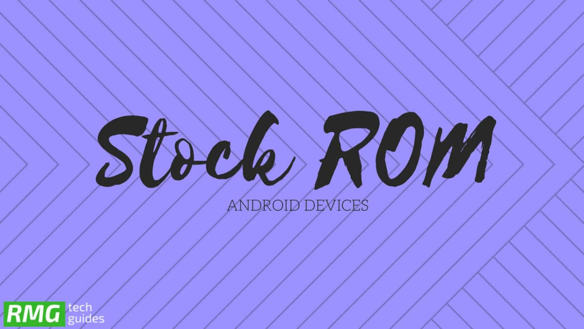 Download and Install Stock ROM On Vodafone VFD301 [Official Firmware]